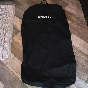 Chanel garment bag (medium size)